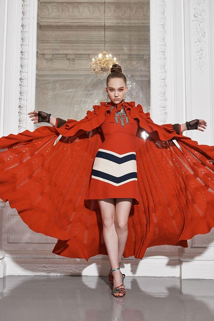 Александра Киселева - Gucci