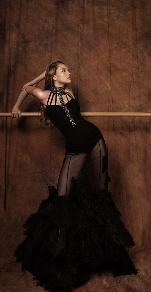 Александра Киселева - Glamour photo