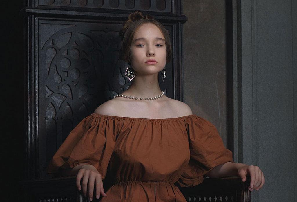 Александра Киселева - Княжна
