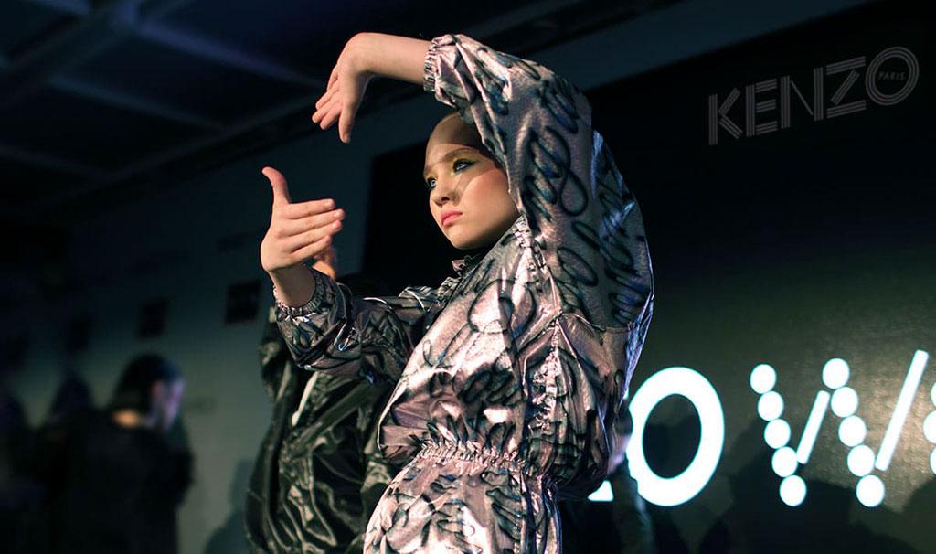 Александра Киселева - Kenzo World
