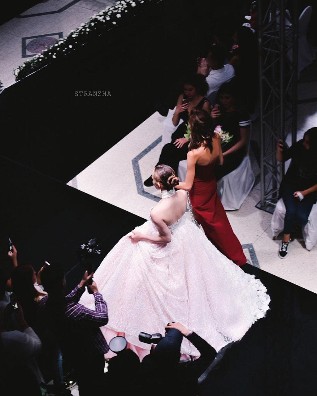 Александра Киселева на Sochi Fashion Week