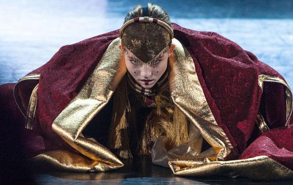 Танцы: Queen Padme Amidala