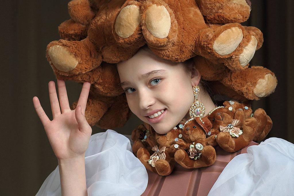 Саша Киселева - Candy XLanvin Winner Deep in Vogue
