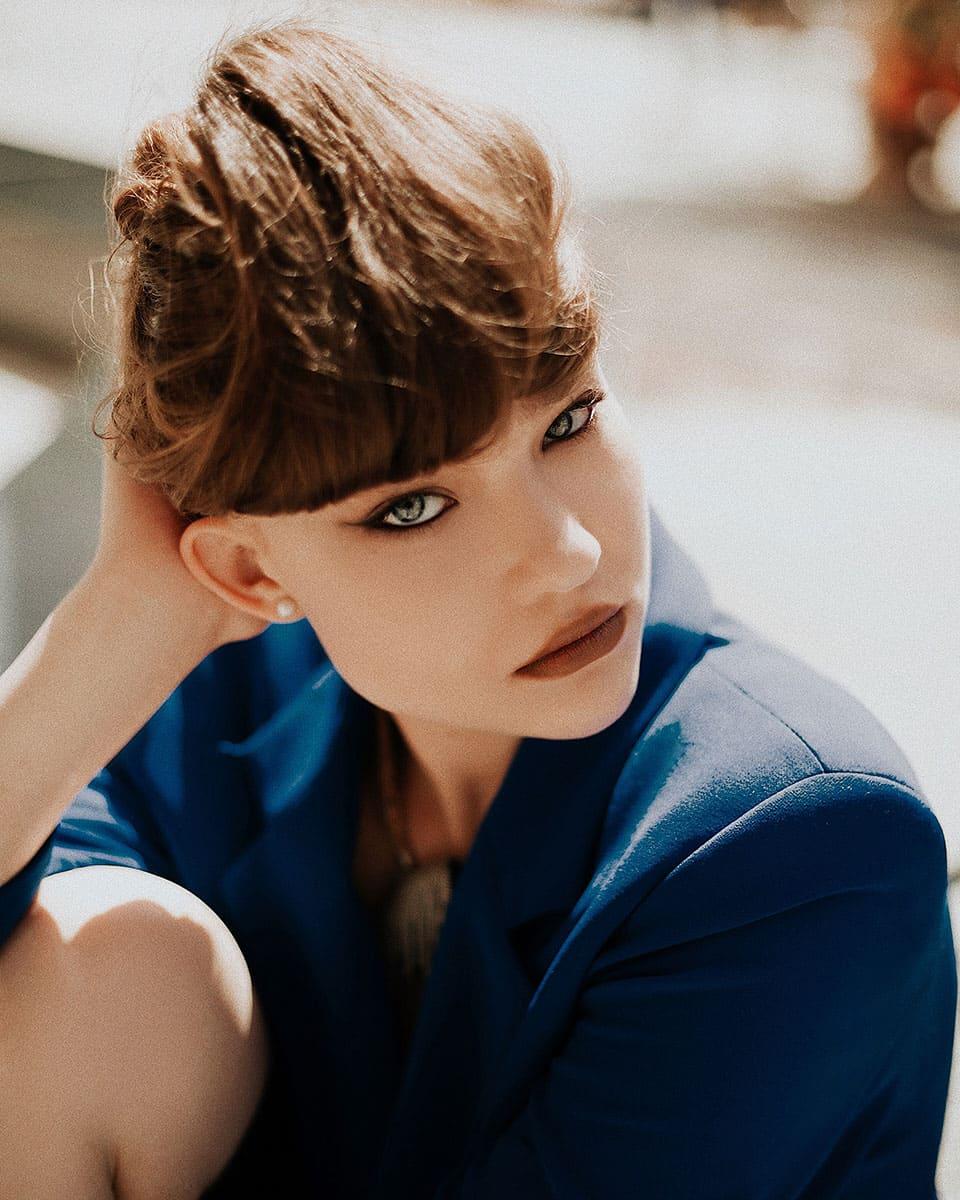 Александра Киселева - Fashion City