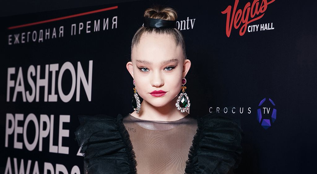 Александра Киселева | Fashion People Awards 2019