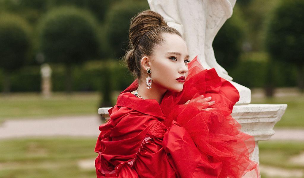 Александра Киселева актриса